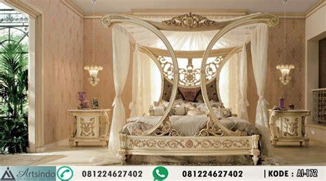 Ranjang Pengantin model kamar set pengantin tempat tidur utama desain