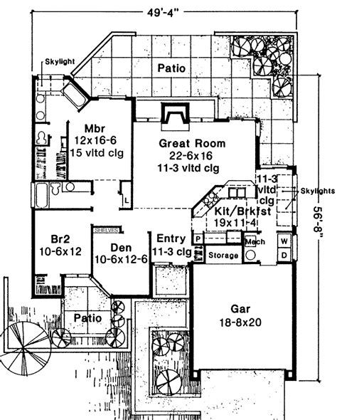 1500 sq ft home plans small house plans 1500 sq ft small house plans