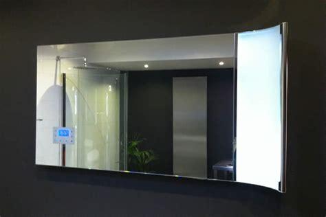 ingebouwde radio badkamer badkamerspiegel met ingebouwde radio led verlichting watt