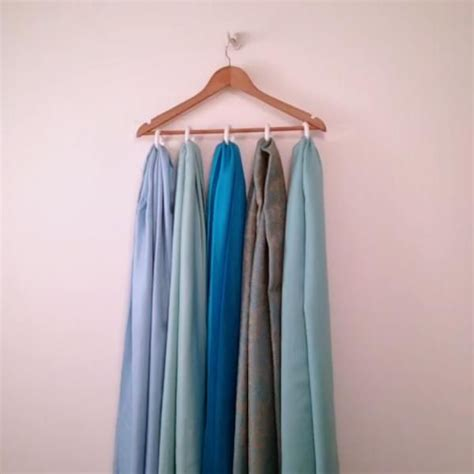 shower curtains without rings best 25 organize scarves ideas on pinterest organizing