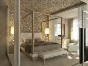 lit baldaquin pour une chambre de d 233 co romantique moderne