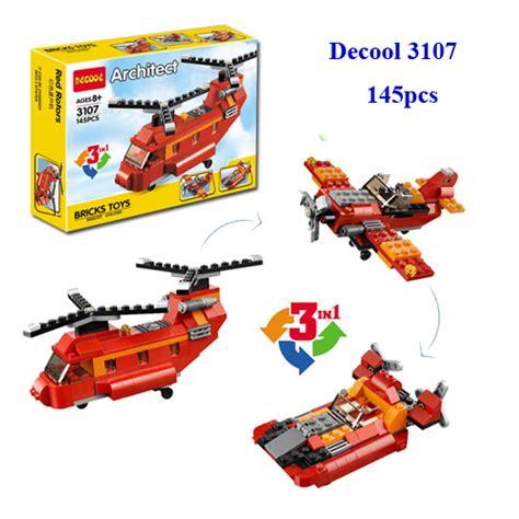 Decool 3107 Architect b 233 b 233 s h 233 licopt 232 re jouets achetez des lots 224 petit prix
