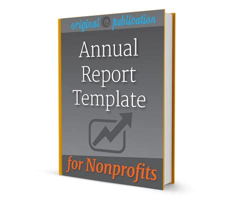annual report templates nonprofit annual report template