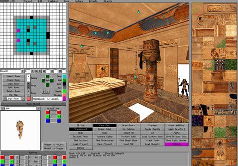 game design level editor tomb raider level editor stella s site