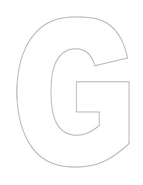 letter g template printable alphabet letter g template alphabet letter g