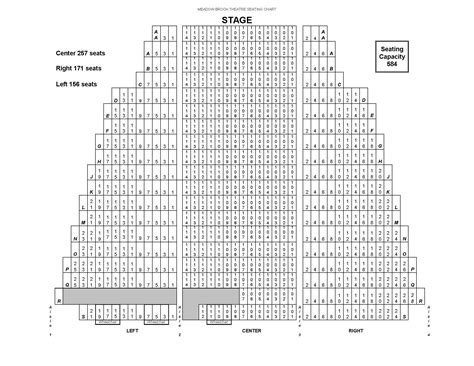 michigan theater seating chart meadowbrook seating chart ticketsfromtheweb new