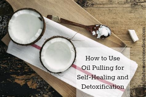 How Does It Take To Self Detox From by How To Use Pulling For Self Healing And Detoxification