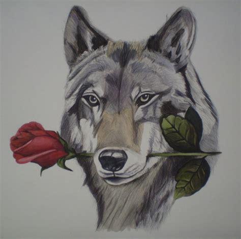 imagenes a lapiz de lobos imagenes de lobos a lapiz imagui