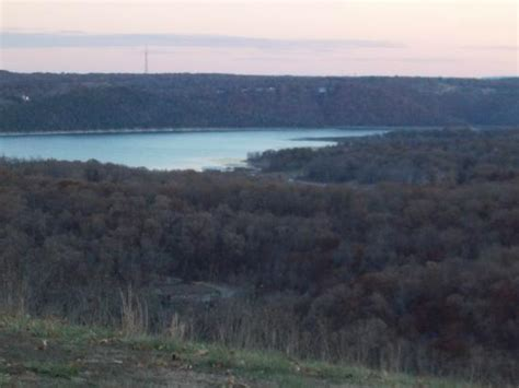 a view from my ridge picture of table rock lake branson