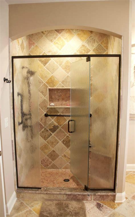 Glass Shower Enclosure Design Ideas Photos And Descriptions Shower Door Privacy
