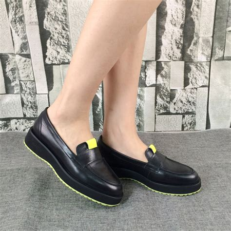 Sepatu Flat Shoes Perca the best quality real leather sepatu flat casual shoes for buy leather