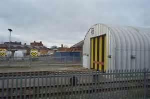 Sheds In Shrewsbury by Shed Shrewsbury Depot 169 N Chadwick Geograph