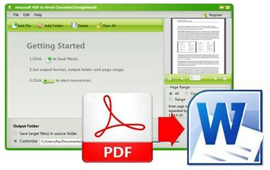 convert pdf to word high resolution amacsoft pdf to word converter ebay