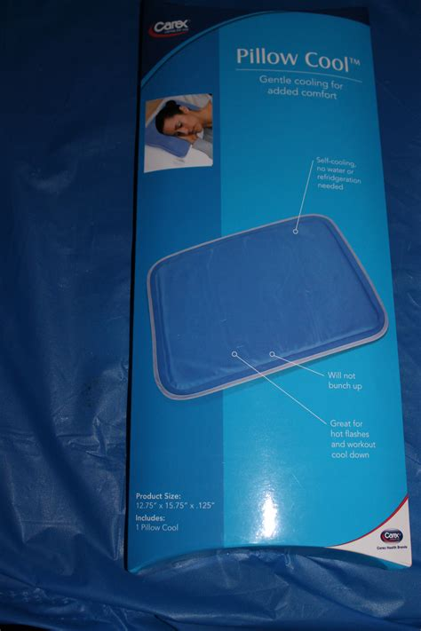 Pillow Cases That Stay Cool by Stay Cool This Summer With The Pillow Cool By Carex Health