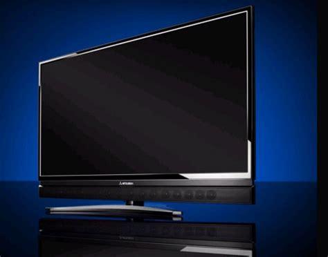 mitsubishi lt   lt  lcd tvs launched