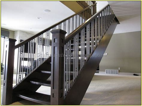 Modern Banister Rails by Staircase Railing Designs Best Staircase