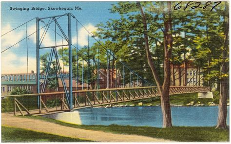 the swinging bridge summary file swinging bridge skowhegan me 68287 jpg