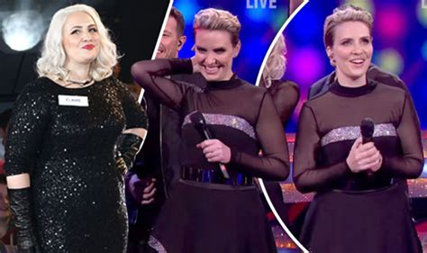steps singer claire richards shows amazing new figure steps star claire richards stuns with incredible weight