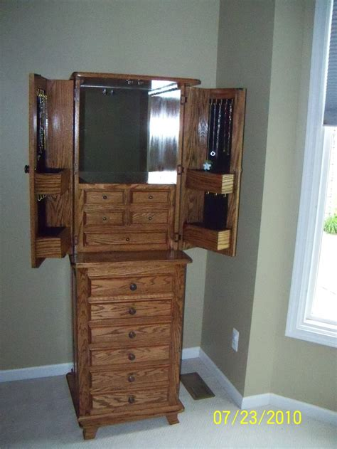 build your own jewelry armoire armoire astounding jewelry armoire plans jewelry armoire