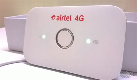 Modem Mifi M2 airtel 4g portable wifi router review enjoy lightning fast speed