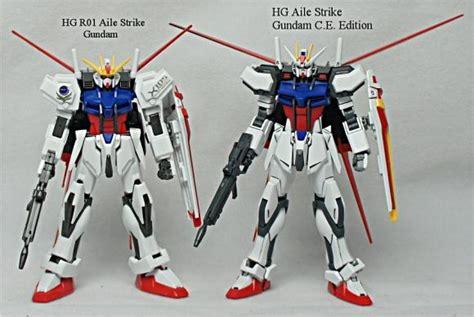 Bandai Fg 1 144 Strike Gundam Model Lama 171 hgce 1 144 aile strike gundam bandai gundam models