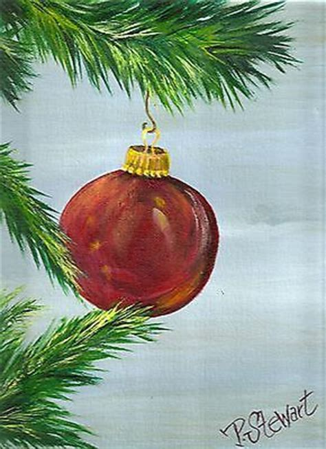 painting ornaments with acrylic paint 10 images about canvas ideas on santa whimsical trees and