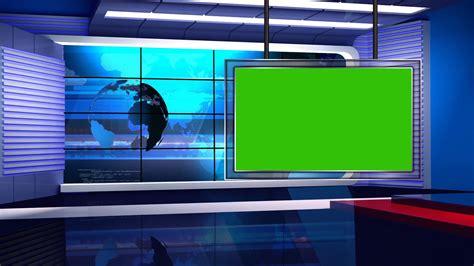 image gallery wallpaper tv news tv studio set 14 virtual green screen background