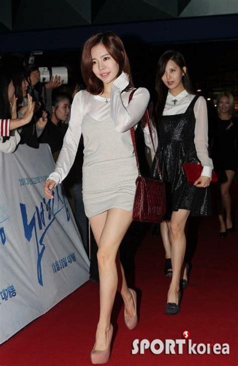 Mini Dress Bali Cantik dukung yuri snsd datang di premier no breathing