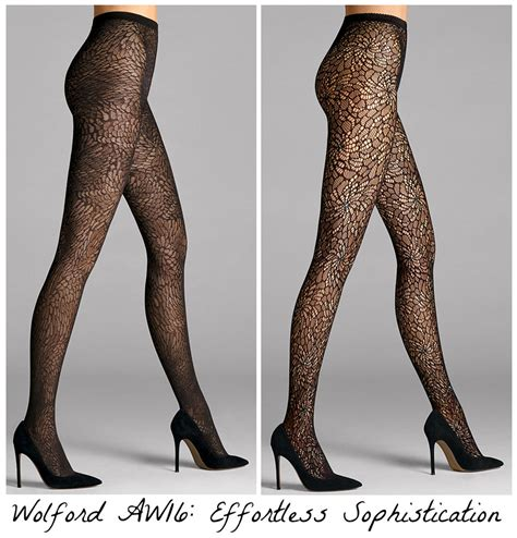 Wolford Autumn Collection by Wolford Aw16 All Wolford Trends Collections Uk Tights