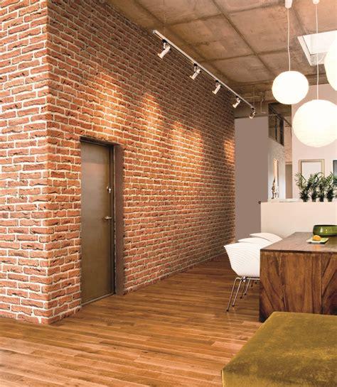 Décoration Murale Intérieur Maison by Cuisine Brique Parement Mural D Int 195 169 Rieur Pour D 195
