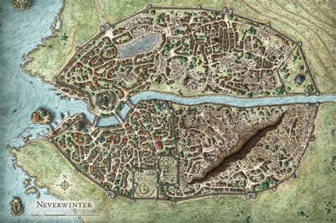 Starter House Plans by Mike Schley Fantasy City Maps
