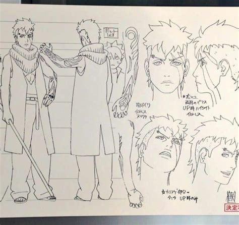 boruto naruto next generations kawaki character