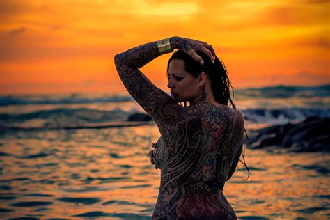 blog hawaii tattoo models
