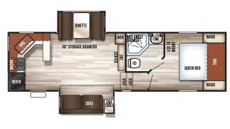 forest river rv floor plans 2016 forest river 255p rv floor plan