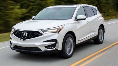 2019 Acura Rdx Hybrid 2019 acura rdx hybrid car review car review