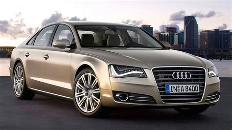 2010 Audi A8 by Top Car Ratings 2010 Audi A8 L W12 Quattro
