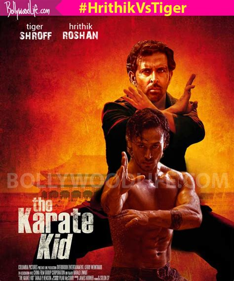 hrithik roshan jackie shroff hrithik roshan vs tiger shroff the karate kid man of tai