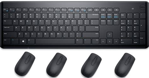 staples dell wireless keyboard mouse only 9 99 regularly 29 99 hip2save
