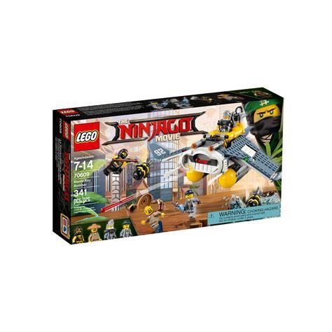 Lego 70609 Manta Bomber Ninjago lego 70609 ninjago manta bomber at hobby warehouse