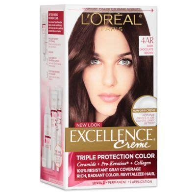 loreal excellence 5ar medium maple brown haircolor wiki black buy l or 233 al 174 paris excellence 174 creme triple protection