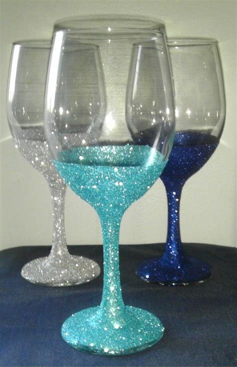 wine glass craft projects 25 best ideas about wine glass crafts on