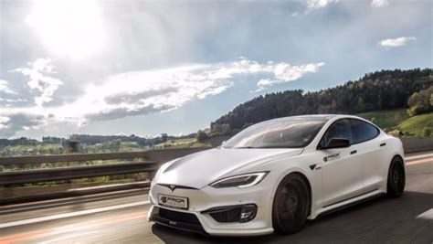 Tesla Model S Tuned So You Bought A Tesla Model S P100d Now You Need A