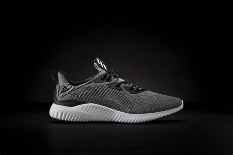 Adidas Alphabounce Engineered Mesh Grey Premium Original Sneakers adidas officially unveils the alphabounce with engineered