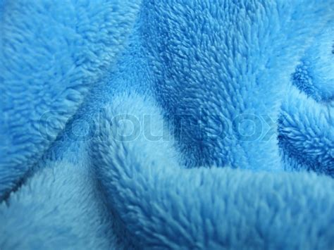 Best Blue For Bathroom by Blue Towel Terry Cloth Soft Texture Cloth Stock Photo