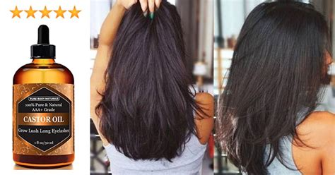 Type Of Castor For Hair by Castor For Hair Regrowth How To Apply And Type Of