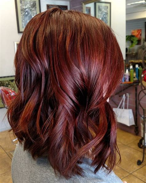 red brunette hair color over 50 131 best haircuts images on pinterest hair colors hair