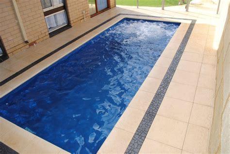Sarah 4m Fibreglass Swim Spa/Plunge Pool