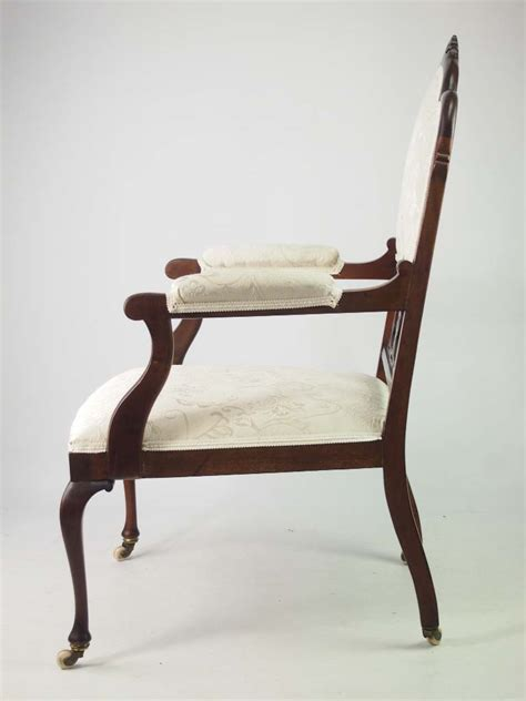 antique bedroom chair antique edwardian mahogany armchair bedroom chair