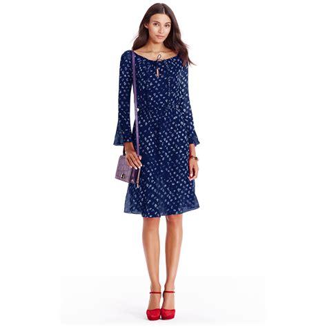 Dvf Dresses by Diane Furstenberg Dvf Simonia Ruffle Chiffon Dress In