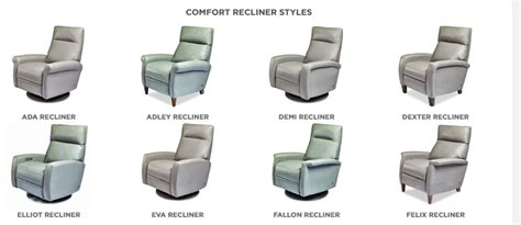 American Leather Comfort Recliner Sale by American Leather Comfort Recliner Sale Three Chairs Co